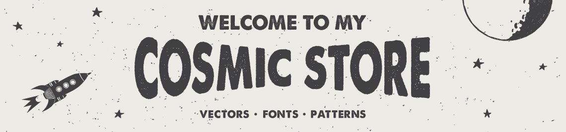 Cosmic Store Profile Banner