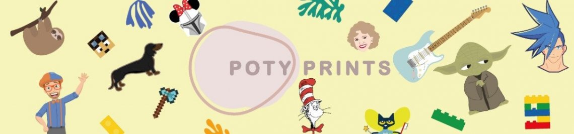 Potyprints Profile Banner