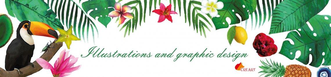 CreartGraphics Profile Banner