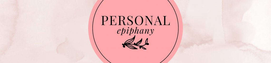 Personal Epiphany Profile Banner