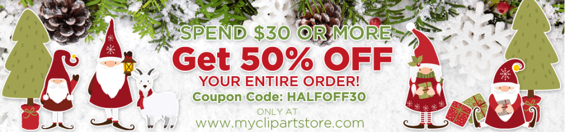 MyClipArtStore Profile Banner