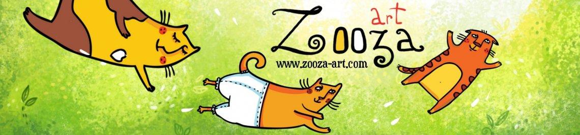 ZoozaArt Profile Banner