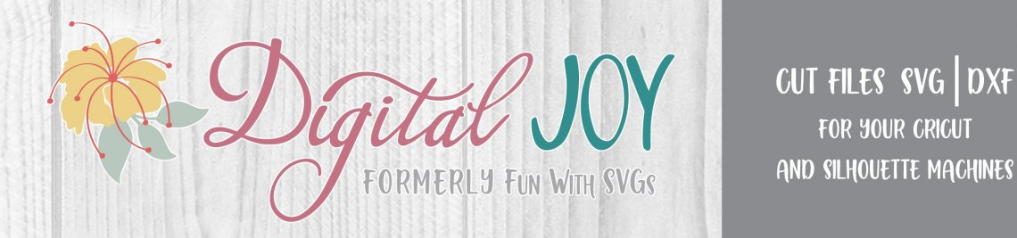Digital Joy - Formerly Fun With SVGs Profile Banner