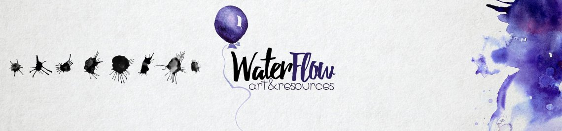 WaterflowArt Profile Banner