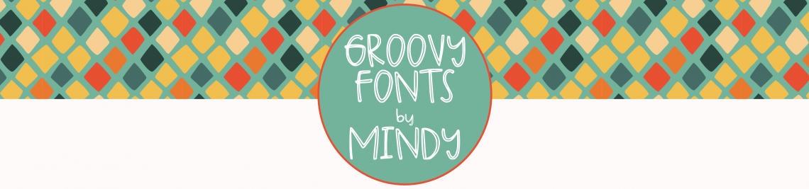 Groovy Fonts by Mindy Profile Banner