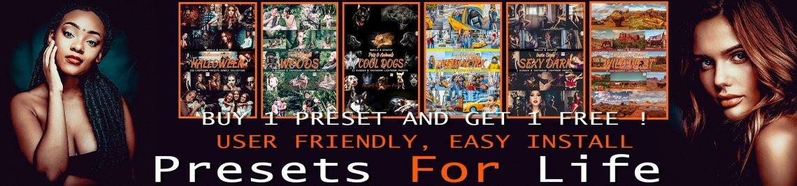 PresetsForLife Profile Banner