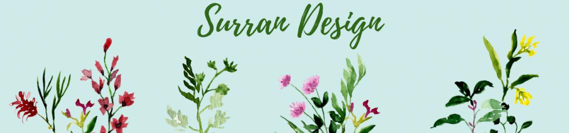 Surran Design Profile Banner
