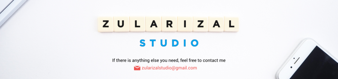 ZulArizal Studio Profile Banner