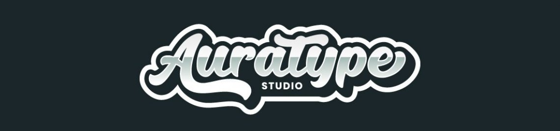 Auratype Studio Profile Banner