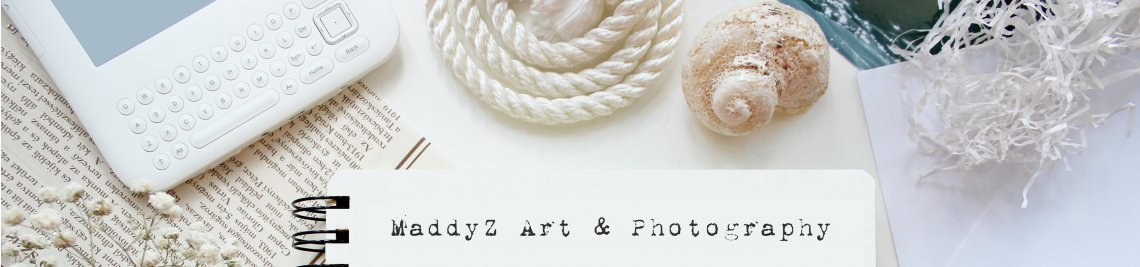 MaddyZ Art & Photography Profile Banner