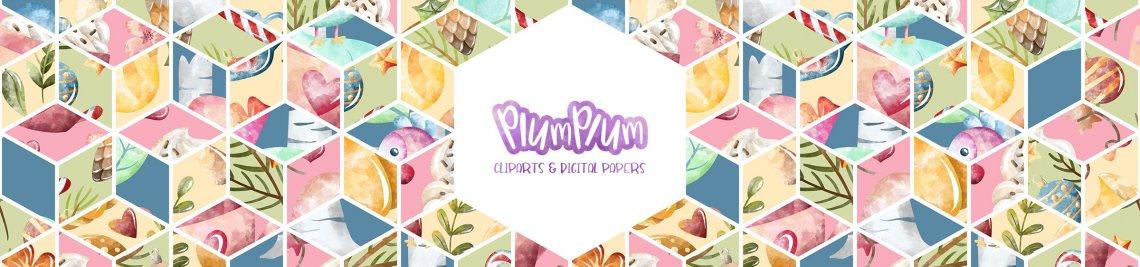 PlumPlumGraphics Profile Banner