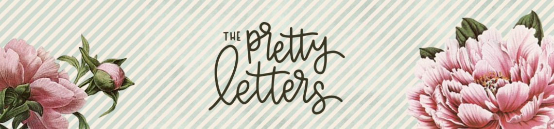The Pretty Letters Profile Banner
