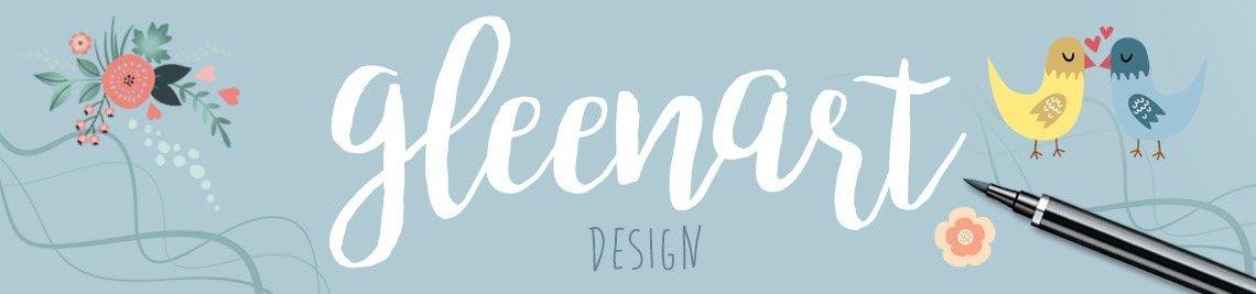 GleenArt Design Profile Banner