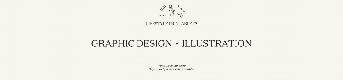LifestylePrintableCo Profile Banner