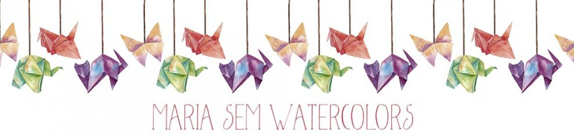 Maria Sem Watercolors Profile Banner