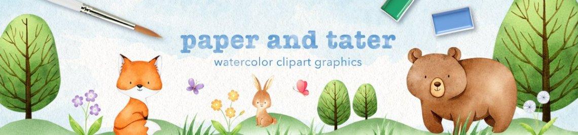 PaperAndTater Profile Banner