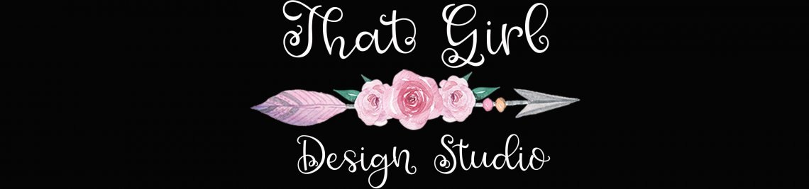 That Girl Design Studio Profile Banner