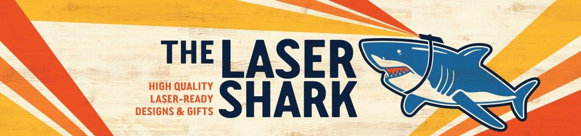 The Laser Shark Profile Banner