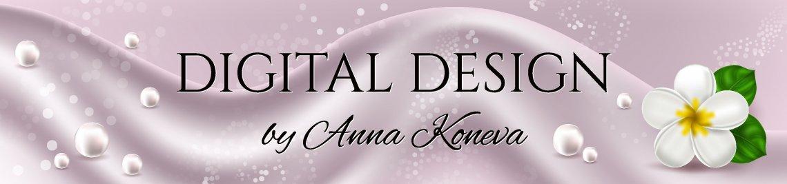 AnnaKonevaDigitalDesign Profile Banner