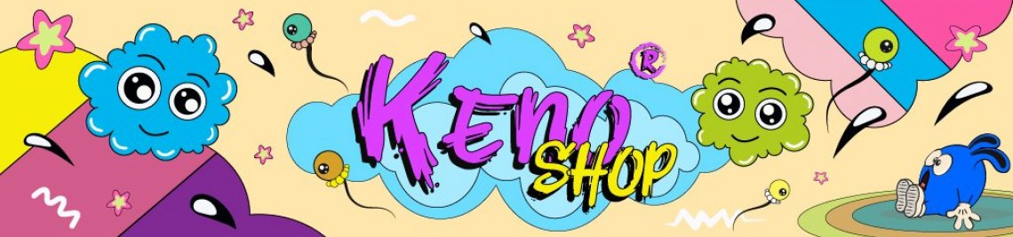 Keno shop Profile Banner