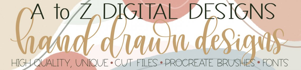 A to Z Digital Designs Profile Banner