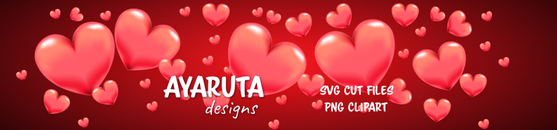 Ayaruta Designs SVG and Illustrations Profile Banner