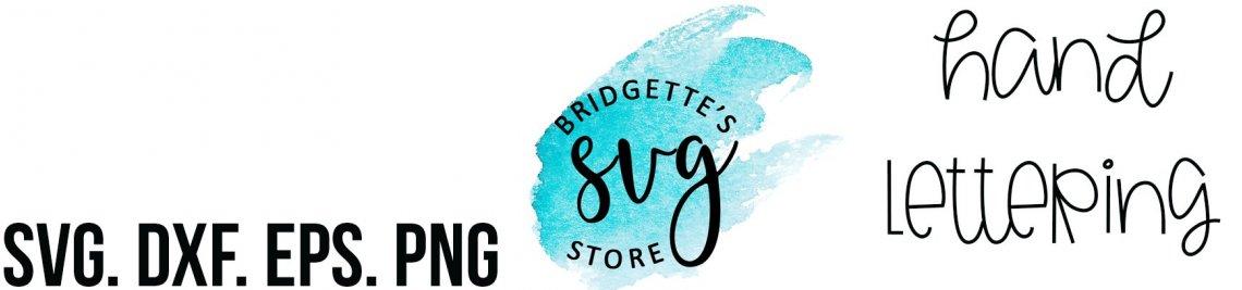 Bridgette's SVG Store Profile Banner
