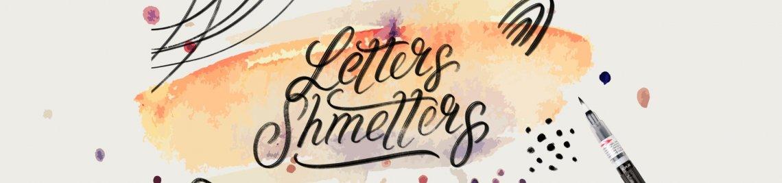 Letters-Shmetters Profile Banner