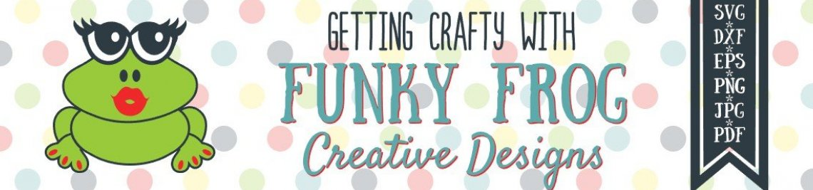 Funky Frog Creative Designs Profile Banner