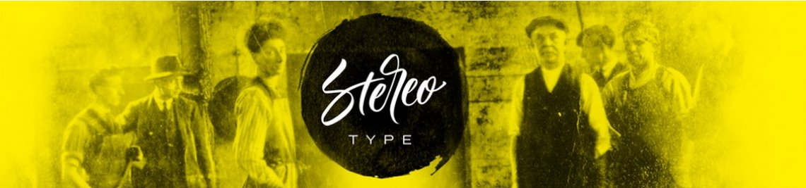 StereoType Profile Banner