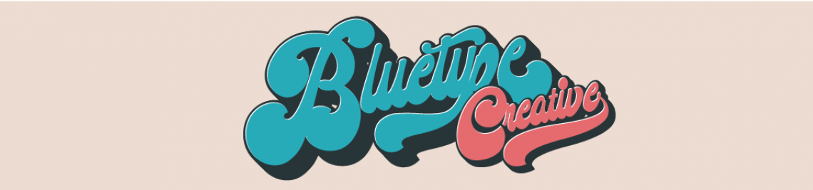 Bluetype Profile Banner
