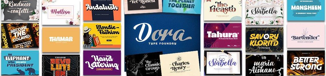 Dora Typefoundry Profile Banner