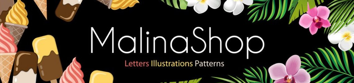 Malina Shop Profile Banner
