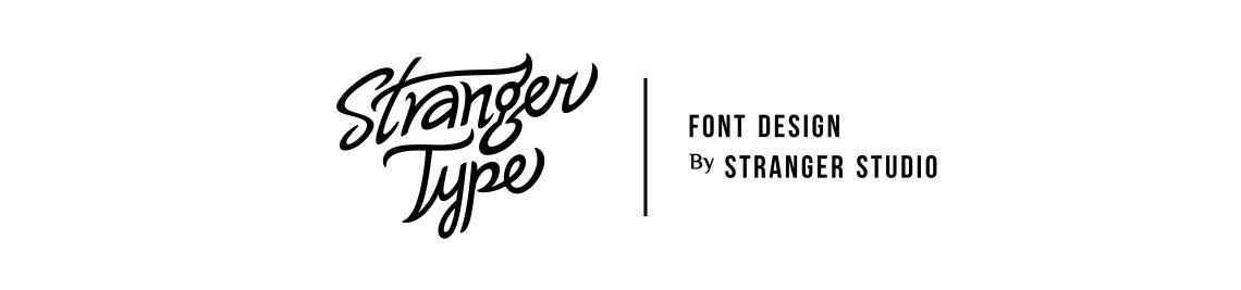 Strangertype Profile Banner