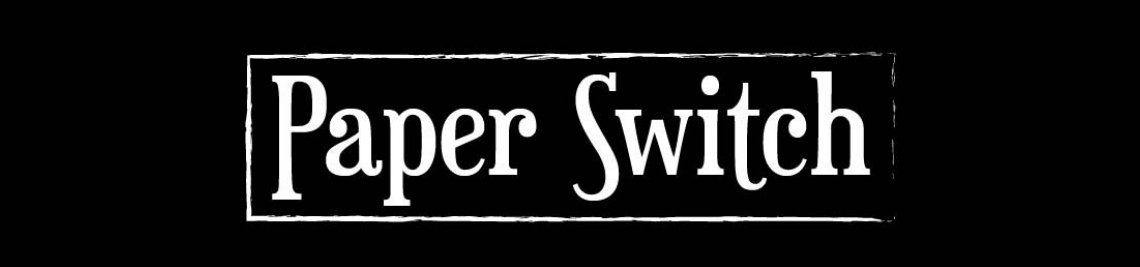 Paper Switch Profile Banner