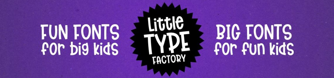 Little Type Factory Profile Banner