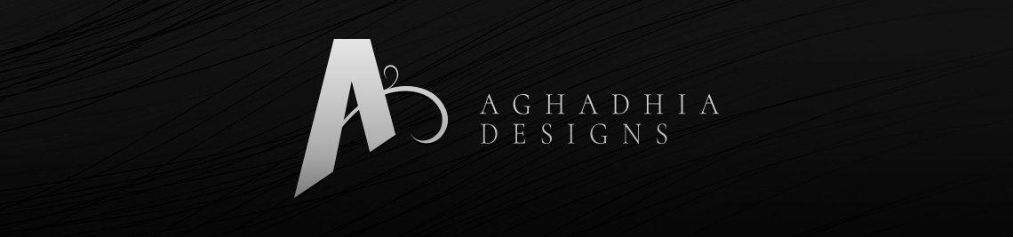 Aghadhia Designs Profile Banner