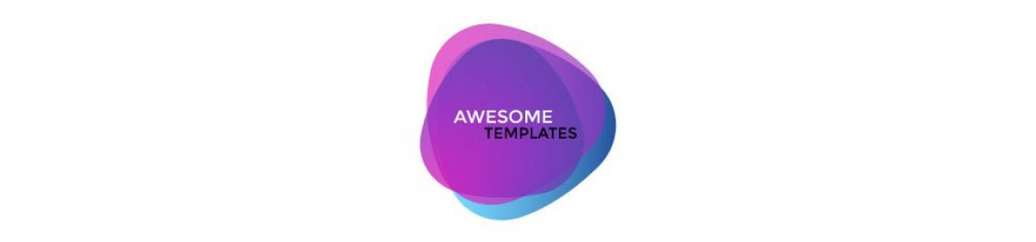 Awesome Templates Profile Banner