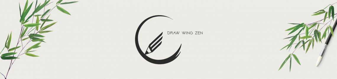 Draw Wing Zen Profile Banner