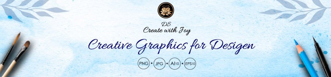 DS Create with joy Profile Banner