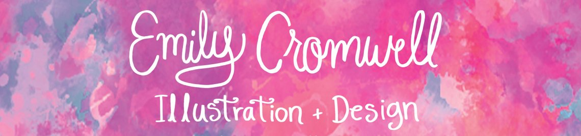 Emily Cromwell Designs Profile Banner
