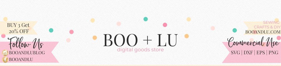 Boo + Lu Profile Banner