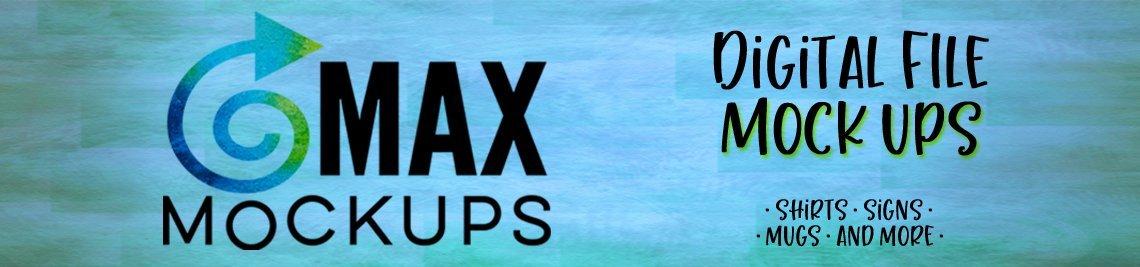 MaxMockUps Profile Banner