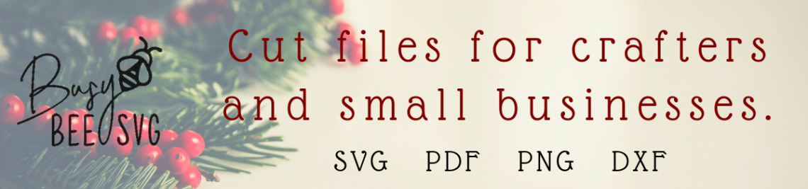 Busy Bee SVG Profile Banner