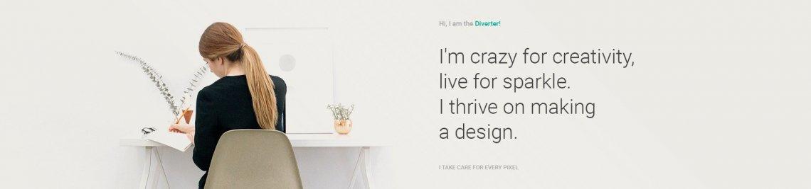 Diverter Profile Banner