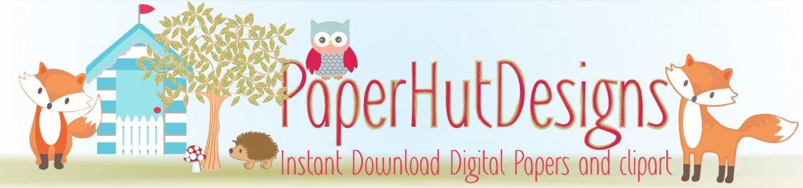 PaperHutDesigns Profile Banner