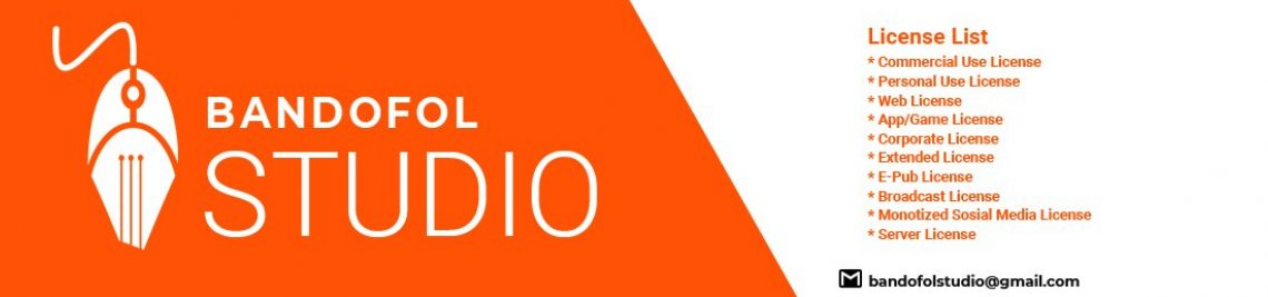 Bandofol studio Profile Banner