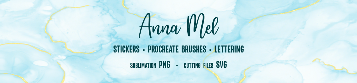 Graphics for Crafters by Anna Mel Profile Banner