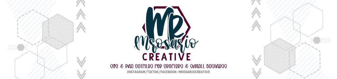 MrosarioCreative Profile Banner