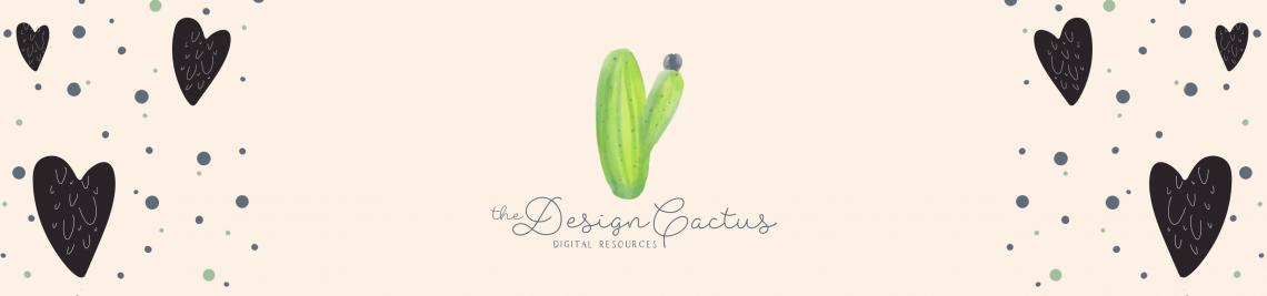 Design Cactus Profile Banner